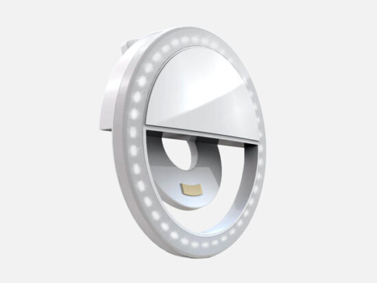 Auxiwa Clip on Selfie Ring Light.