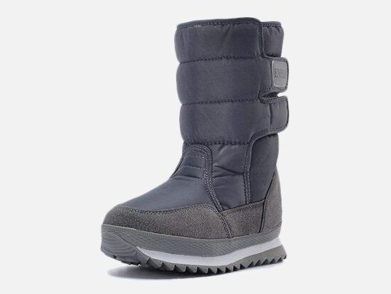 DADAWEN Women's Waterproof Frosty Snow Boot.