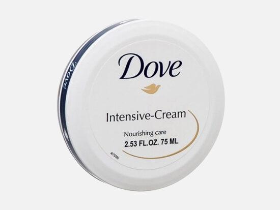 Dove Nourishing Care Intensive-Cream For Complete Daily Skin Care.