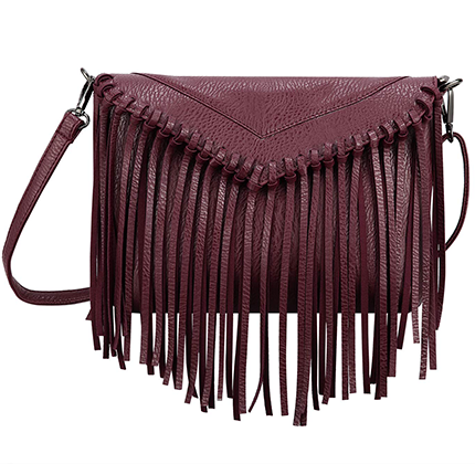 HDE Fringe Purse