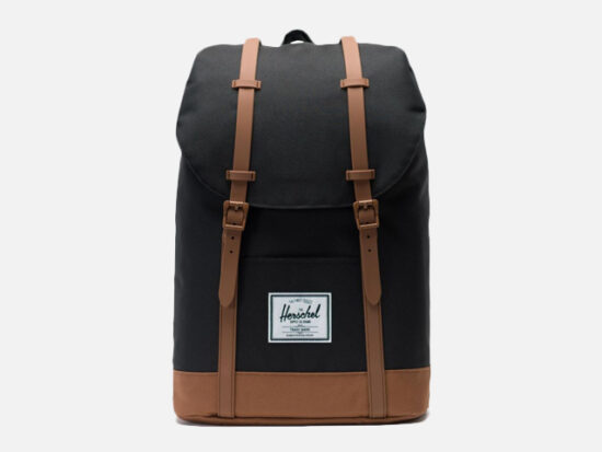 Herschel Retreat Backpack.