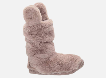 Joules Kids Luxe Padabut Slippers.
