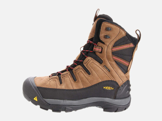 KEEN Men's Summit County Waterproof Winter Boot.