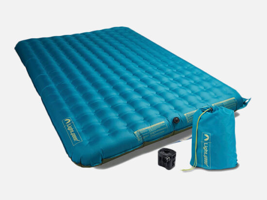 Lightspeed Outdoors 2 Person PVC-Free Air Bed Mattress.