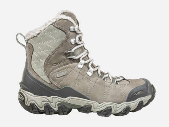 "Oboz Bridger 7"" Insulated B-Dry Hiking Boot."