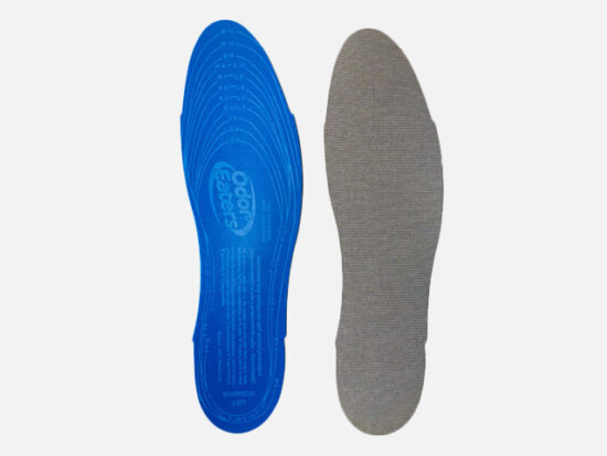 Odor-Eaters Ultra-Durable, Heavy Duty Cushion Insoles.