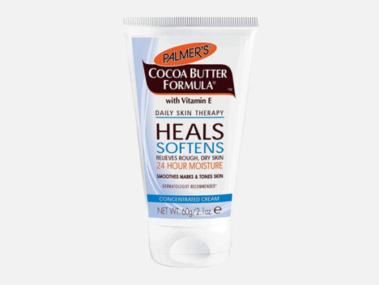 Palmer's Cocoa Butter Formula Daily Skin Therapy Concentrated Cream.