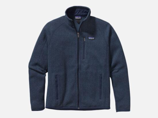 Patagonia Men's Better Sweater Fleece Jacket.