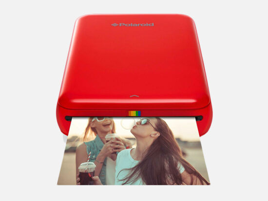 Polaroid ZIP Wireless Mobile Photo Mini Printer.