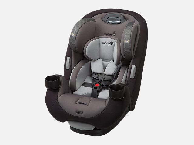 Safety 1st MultiFit EX Air 4-in-1 Convertible Car Seat.