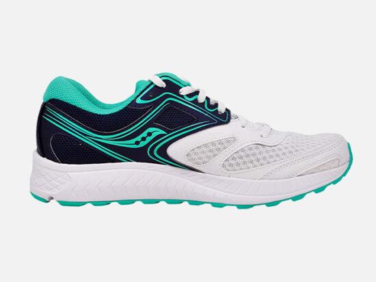 Saucony Women's VERSAFOAM Cohesion 12 Road Running Shoe.