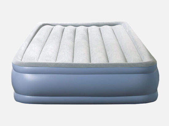 Simmons Beautyrest Hi-Loft Inflatable Air Mattress.