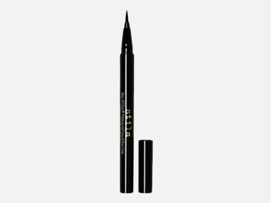Stila  Stay All Day Waterproof Liquid Eyeliner.