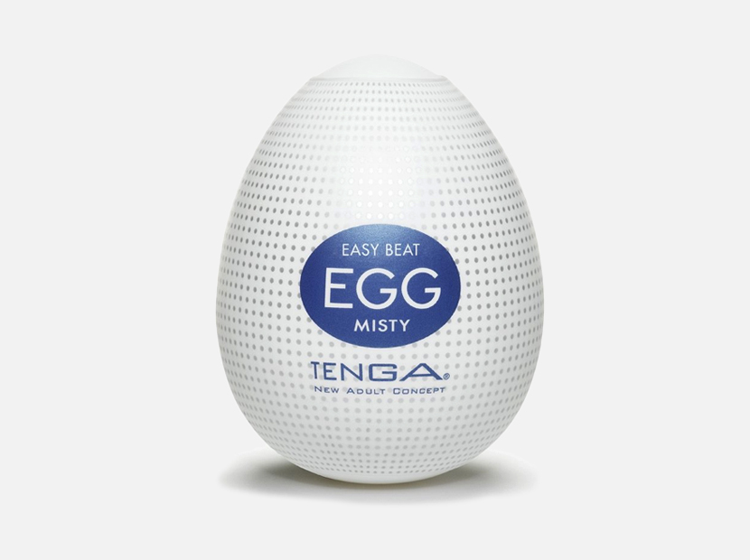 TENGA Easy Beat EGG Mens Portable Pleasure Masturber.