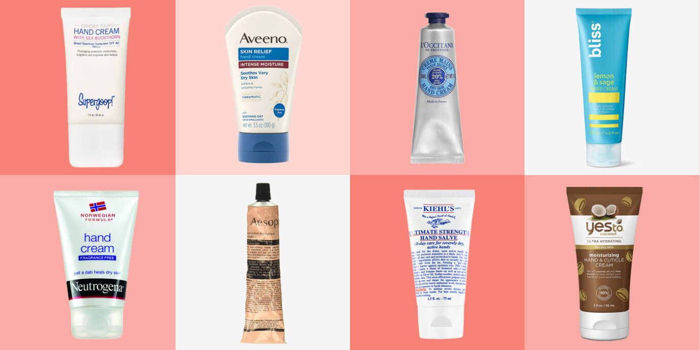 The Best Hand Creams on Amazon, According to Gushing Reviews.