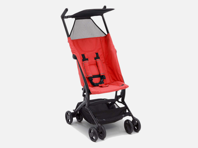 The Clutch Stroller by Delta Children.