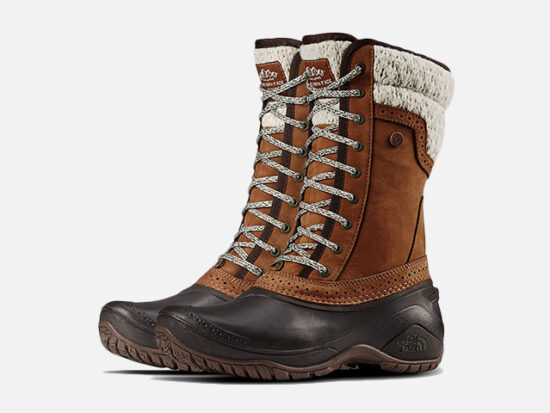 The North Face Women's Shellista III Mid Boot.