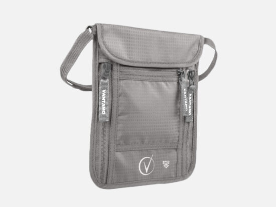 Ventamo Travel Wallet with RFID Sleeves.