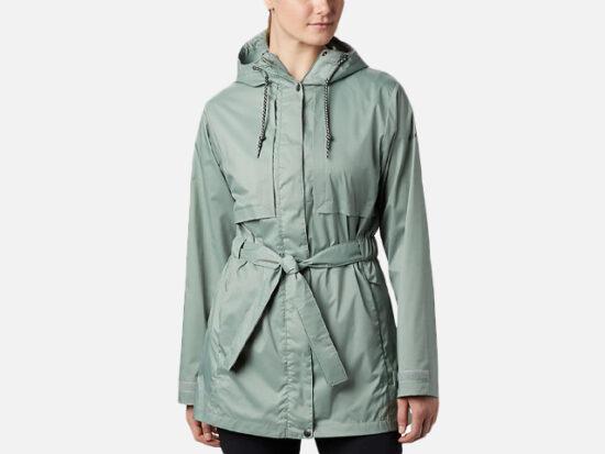 Women's Pardon My Trench™ Rain Jacket.
