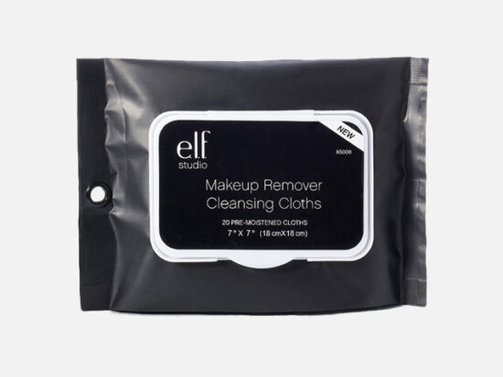 e.l.f. Cosmetics  Makeup Remover Cleansing Cloths Single Pack.
