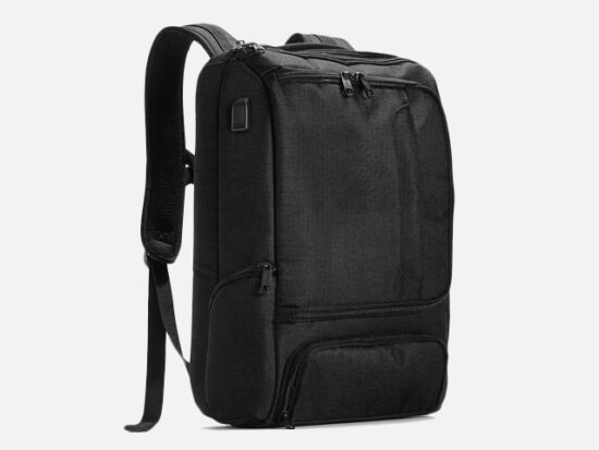 eBags Professional Slim Laptop Backpack with USB Port.