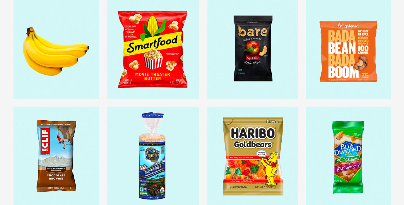 31 Portable Snacks That Are Delicious and (Mostly) Healthy.