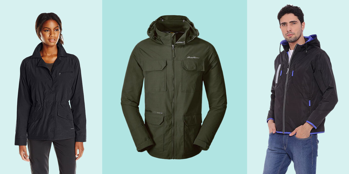 Best Jackets With Hidden Pockets for Men and Women.