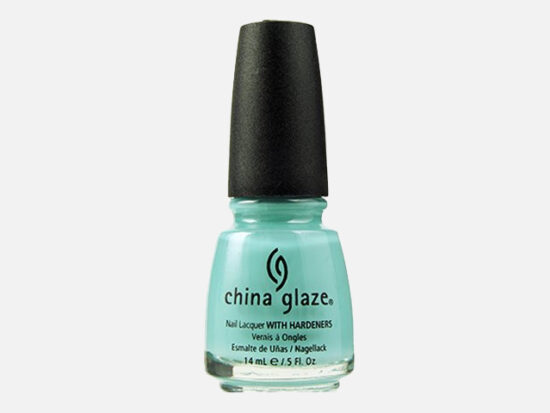 China Glaze Nail Lacquer with Hardeners:For Audrey.