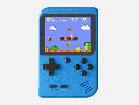 Diswoe Handheld Game Console.