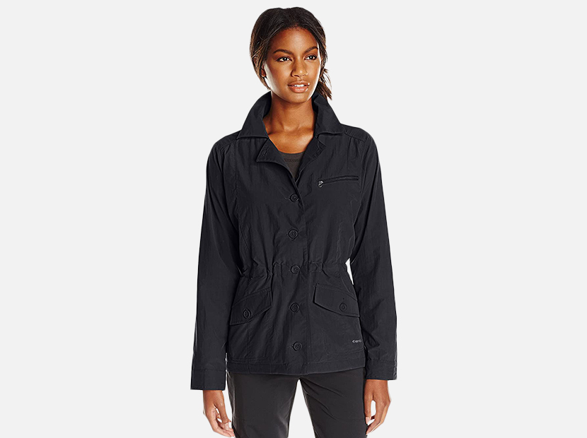 ExOfficio Women's Round Trip Jacket.