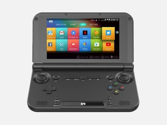 """GPD XD Plus Foldable Handheld Game Consoles 5"""" Touchscreen."""