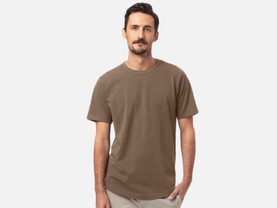 Hemp-Blend T-Shirt.