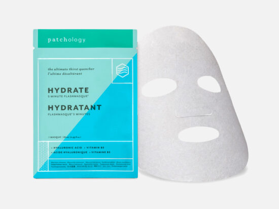Hydrate FlashMasque™ Facial Sheets PATCHOLOGY.