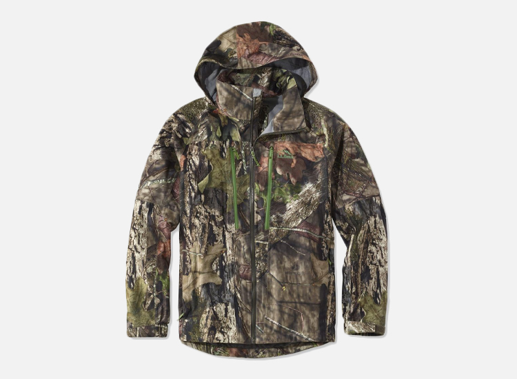 L.L.Bean Ridge Runner Storm Hunting Jacket.