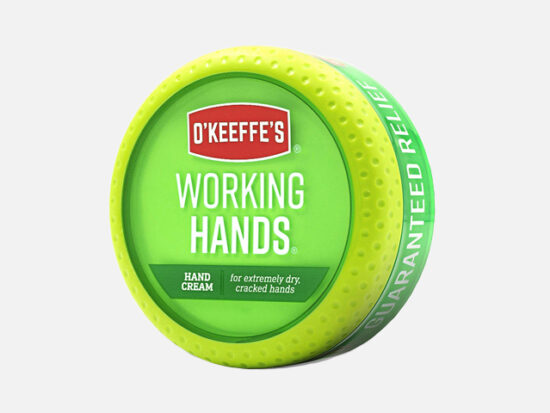 O'Keeffe's Working Hands Hand Cream.