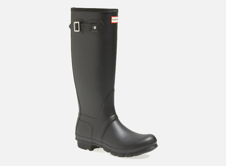 Original Tall Waterproof Rain Boot HUNTER.