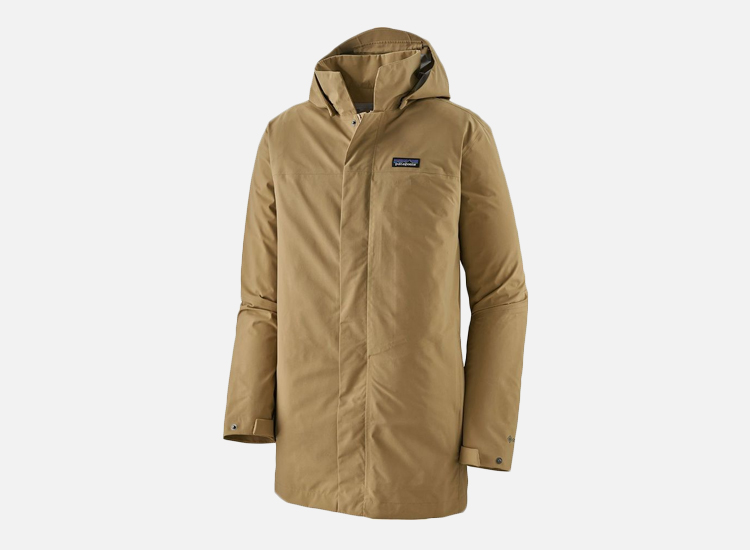 Patagonia City Storm Rain Parka - Men's.