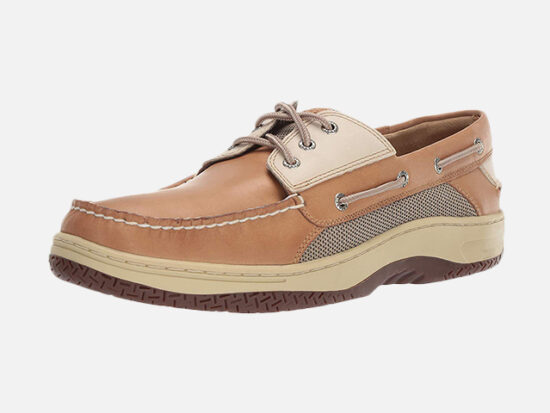 Sperry Men's Billfish 3-Eye Boat Shoe.