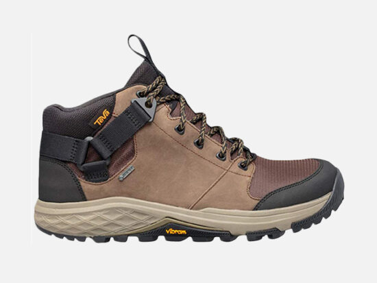 Teva Mens Grandview GTX Hiking Boot.