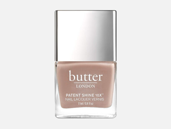 butter LONDON Patent Shine 10X Nail Lacquer.