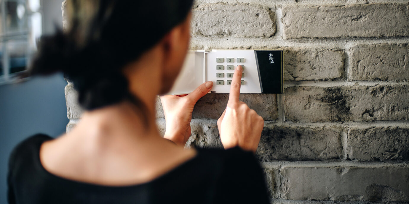 10 Clever Ways to Keep Your Home Safe.