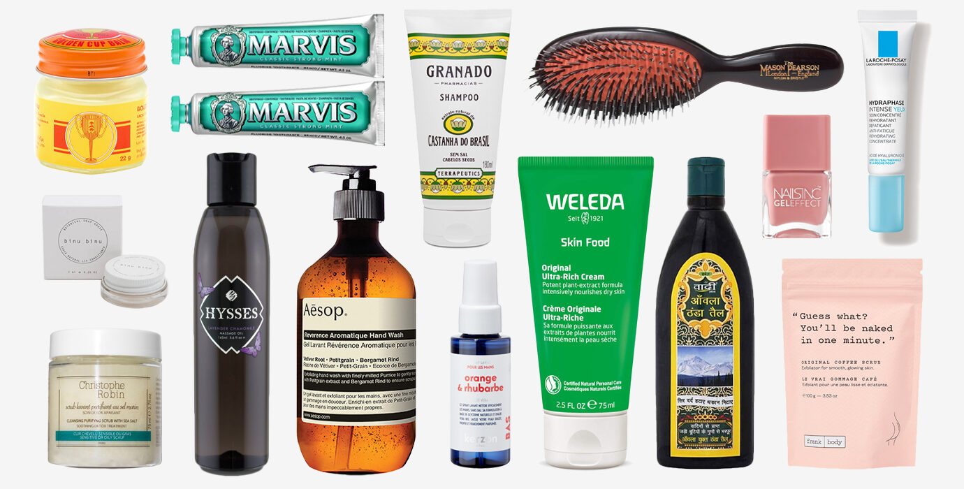 24 International Self-Care Products for Bringing the World Into Your Beauty Routine.