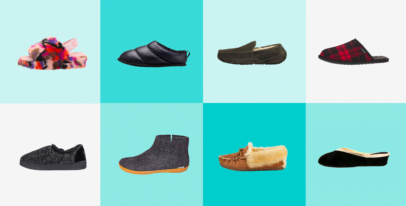 Best Slippers for Men and Women.