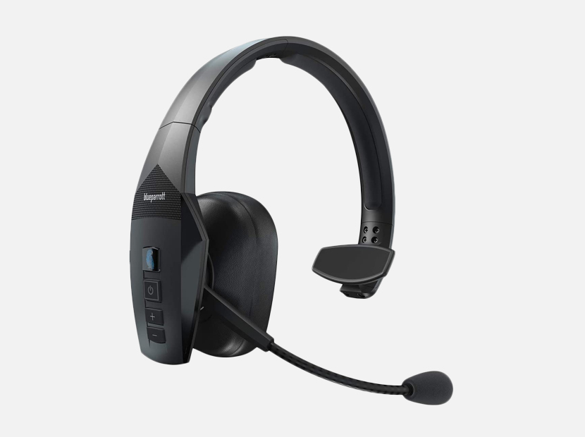 BlueParrott B550-XT Voice-Controlled Bluetooth Headset.