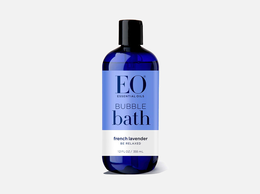EO Botanical Bubble Bath - Nourishing and Aromatherapeutic - French Lavender.