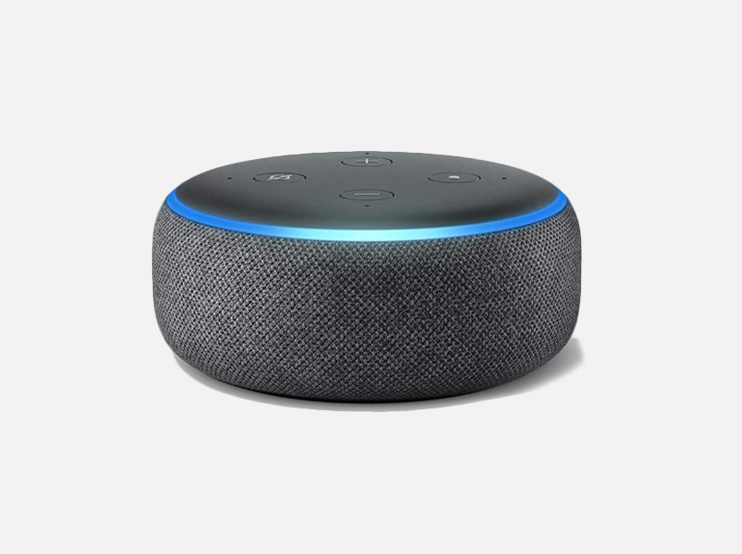 Echo Dot (3rd Gen) - Smart speaker with Alexa.