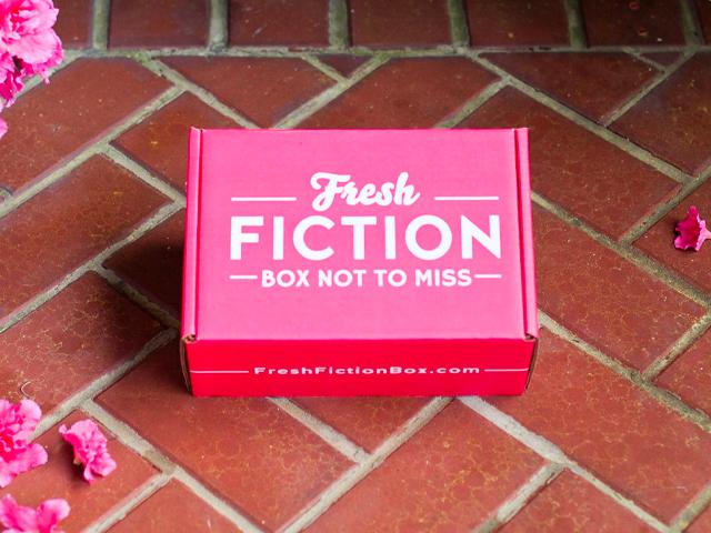 Fresh Fiction box.