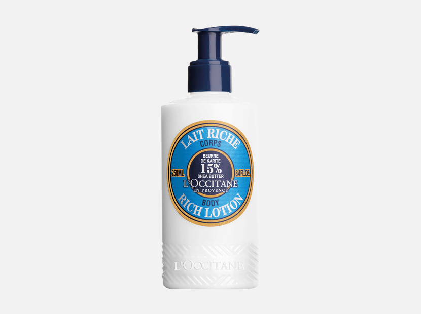 L'Occitane Shea Butter Body Lotion 250ml.