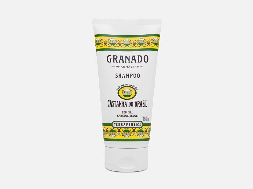 Linha Terrapeutics Granado - Shampoo.