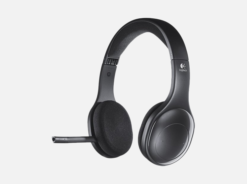 Logitech - H800 Wireless Headset - Black.